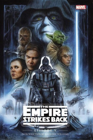 STAR WARS EPISODE V EMPIRE STRIKES BACK HARDCOVER