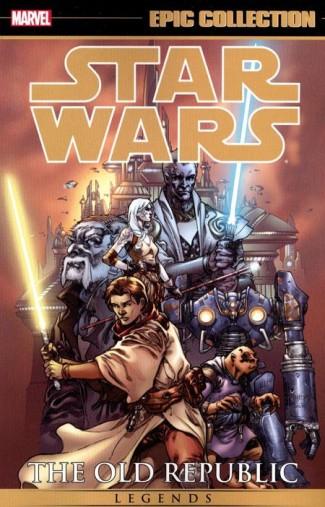 STAR WARS LEGENDS EPIC COLLECTION OLD REPUBLIC VOLUME 1 GRAPHIC NOVEL