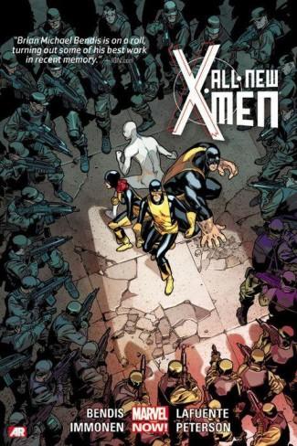 ALL NEW X-MEN VOLUME 2 OVERSIZED HARDCOVER