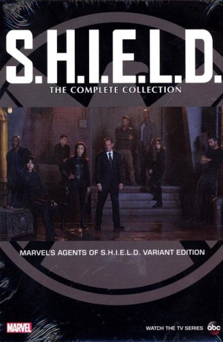 SHIELD COMPLETE COLLECTION OMNIBUS DM VARIANT HARDCOVER