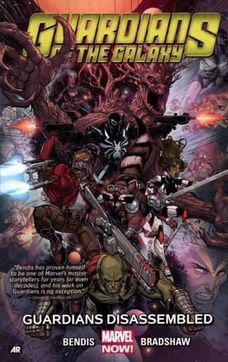 GUARDIANS OF THE GALAXY VOLUME 3 GUARDIANS DISASSEMBLED GRAPHIC NOVEL