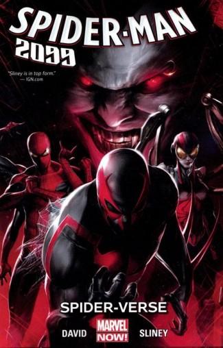 SPIDER-MAN 2099 VOLUME 2 SPIDER-VERSE GRAPHIC NOVEL
