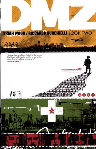 DMZ BOOK 2 GRAPHIC NOVEL