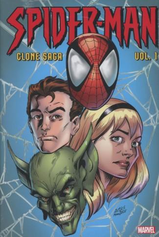 SPIDER-MAN CLONE SAGA OMNIBUS VOLUME 1 HARDCOVER