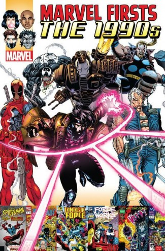MARVEL FIRSTS 1990S VOLUME 2 GRAPHIC NOVEL