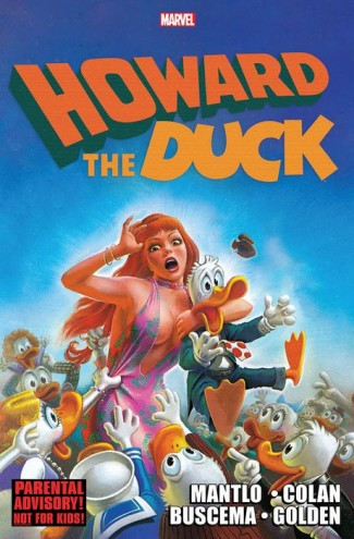HOWARD THE DUCK THE COMPLETE COLLECTION VOLUME 3 GRAPHIC NOVEL