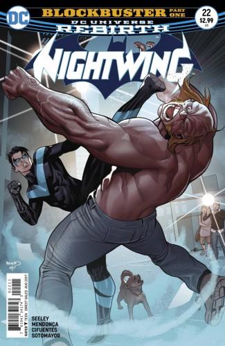 NIGHTWING #22 (2016 SERIES)