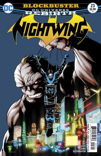 NIGHTWING #23 (2016 SERIES)
