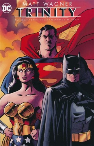 BATMAN SUPERMAN WONDER WOMAN TRINITY NEW EDITION GRAPHIC NOVEL