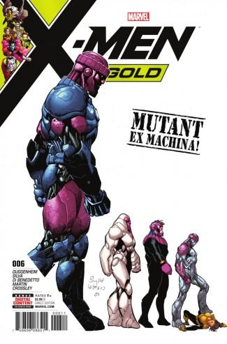 X-MEN GOLD #6