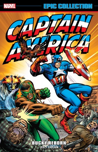 CAPTAIN AMERICA EPIC COLLECTION BUCKY REBORN GRAPHIC NOVEL