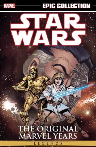 STAR WARS LEGENDS EPIC COLLECTION ORIGINAL MARVEL YEARS VOLUME 2 GRAPHIC NOVEL