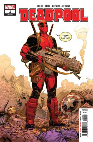 DEADPOOL #1 (2018 SERIES)