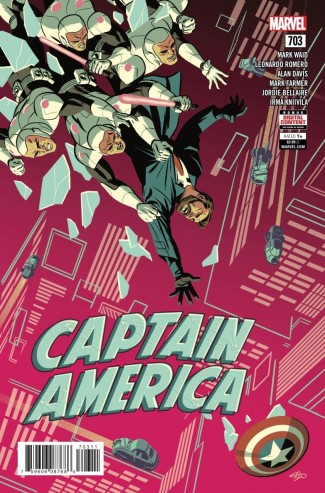 CAPTAIN AMERICA #703 (2017 SERIES)