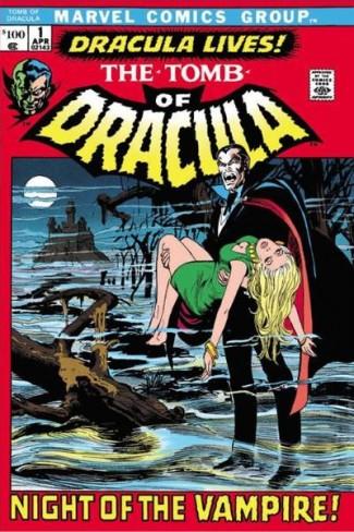 TOMB OF DRACULA VOLUME 1 OMNIBUS HARDCOVER (NEW PRINTING)