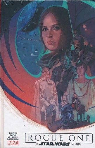 STAR WARS ROGUE ONE ADAPTATION HARDCOVER