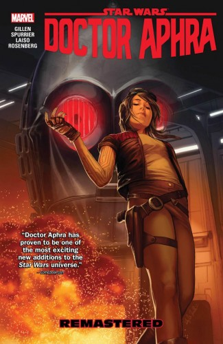 STAR WARS DOCTOR APHRA VOLUME 3 REMASTERED GRAPHIC NOVEL