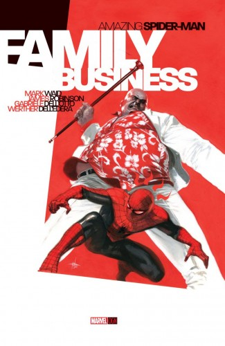 AMAZING SPIDER-MAN FAMILY BUSINESS GRAPHIC NOVEL