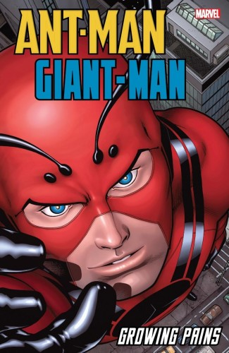 ANT-MAN AND WASP GROWING PAINS GRAPHIC NOVEL