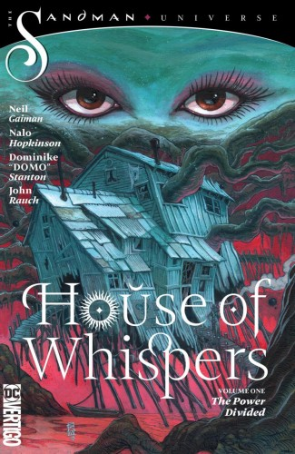 HOUSE OF WHISPERS VOLUME 1 THE POWERS DIVIDED GRAPHIC NOVEL
