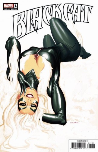 BLACK CAT #1 (2019 SERIES) ANKA 1 IN 25 INCENTIVE VARIANT