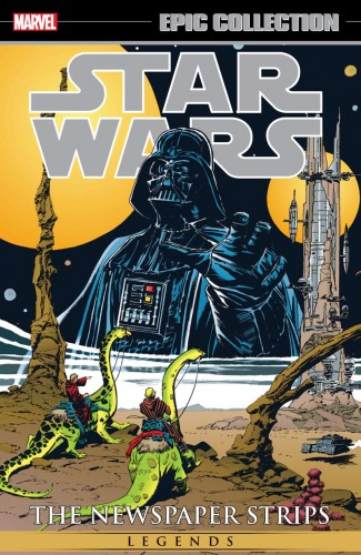 STAR WARS LEGENDS EPIC COLLECTION NEWSPAPER STRIPS VOLUME 2 GRAPHIC NOVEL