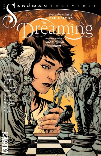 DREAMING VOLUME 3 ONE MAGICAL MOVEMENT GRAPHIC NOVEL