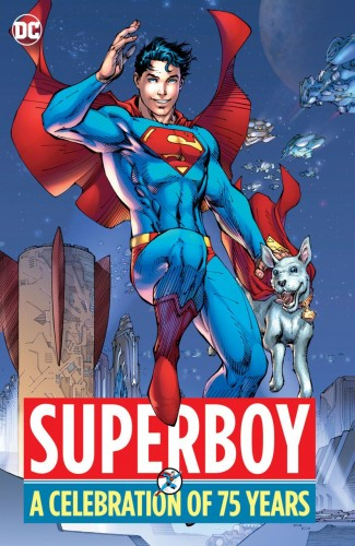 SUPERBOY A CELEBRATION OF 75 YEARS HARDCOVER