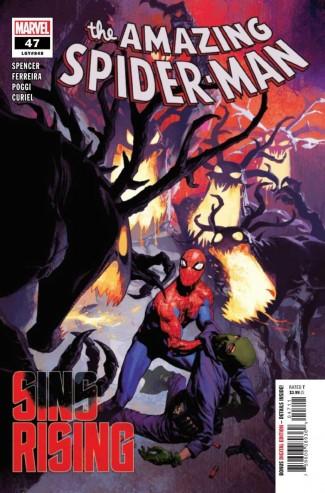 AMAZING SPIDER-MAN #47 (2018 SERIES)