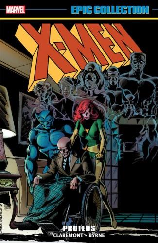 X-MEN EPIC COLLECTION PROTEUS GRAPHIC NOVEL