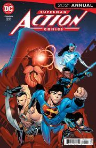 ACTION COMICS 2021 ANNUAL #1 (2016 SERIES)
