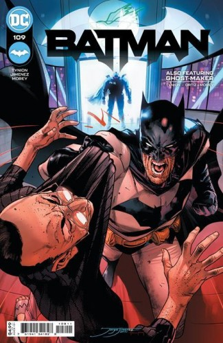 BATMAN #109 (2016 SERIES)