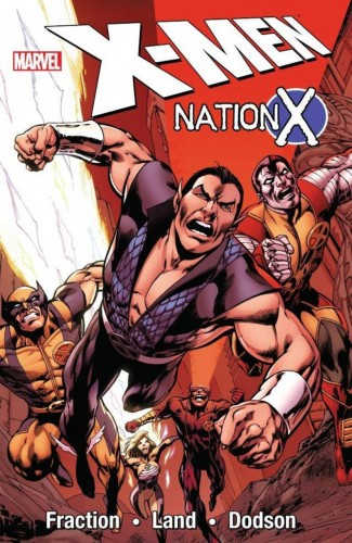 X-MEN NATION X GRAPHIC NOVEL