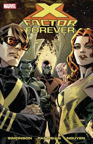 X-FACTOR FOREVER GRAPHIC NOVEL