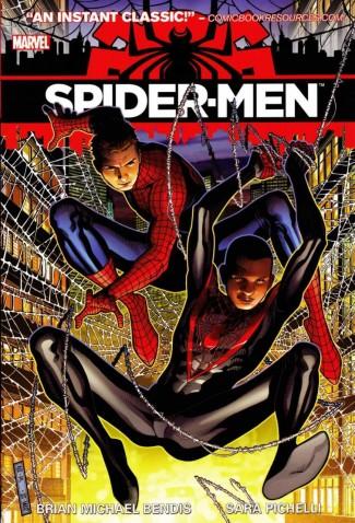 SPIDER-MEN HARDCOVER