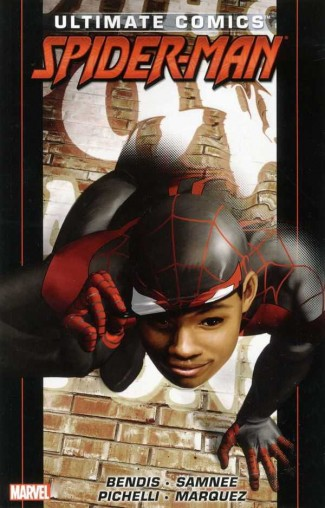 ULTIMATE COMICS SPIDER-MAN BY BENDIS VOLUME 2 GRAPHIC NOVEL
