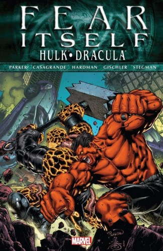 FEAR ITSELF HULK DRACULA GRAPHIC NOVEL