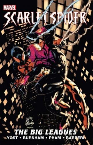 SCARLET SPIDER VOLUME 3 BIG LEAGUES GRAPHIC NOVEL