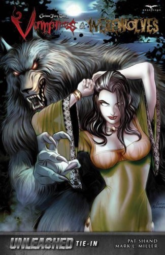 GRIMM FAIRY TALES VAMPIRES AND WEREWOLVES GRAPHIC NOVEL