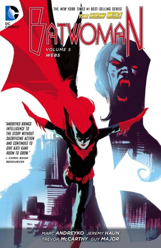 BATWOMAN VOLUME 5 WEBS GRAPHIC NOVEL