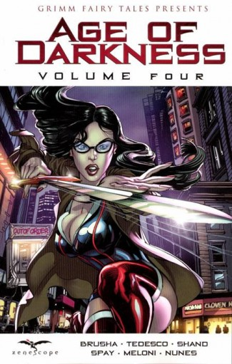 GRIMM FAIRY TALES AGE OF DARKNESS VOLUME 4 GRAPHIC NOVEL