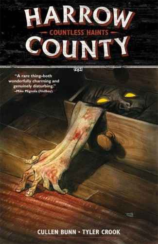 HARROW COUNTY VOLUME 1 COUNTLESS HAINTS GRAPHIC NOVEL