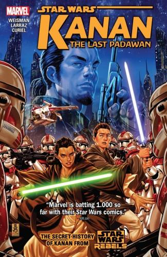 STAR WARS KANAN VOLUME 1 THE LAST PADAWAN GRAPHIC NOVEL
