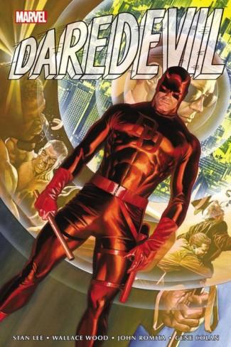 DAREDEVIL OMNIBUS VOLUME 1 ALEX ROSS COVER