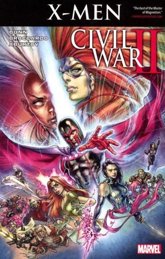 CIVIL WAR II X-MEN GRAPHIC NOVEL