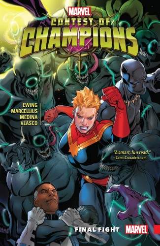 CONTEST OF CHAMPIONS VOLUME 2 FINAL FIGHT GRAPHIC NOVEL
