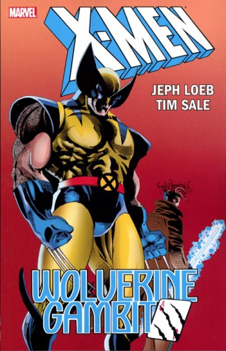 X-MEN GAMBIT AND WOLVERINE GRAPHIC NOVEL (NEW PRINTING)