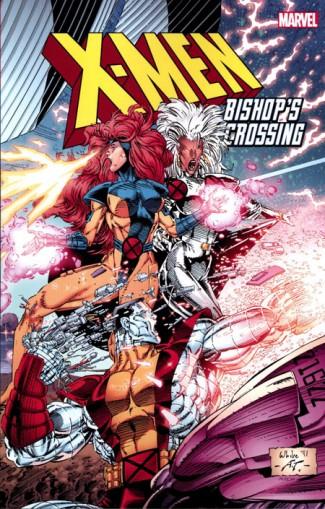 X-MEN BISHOPS CROSSING GRAPHIC NOVEL