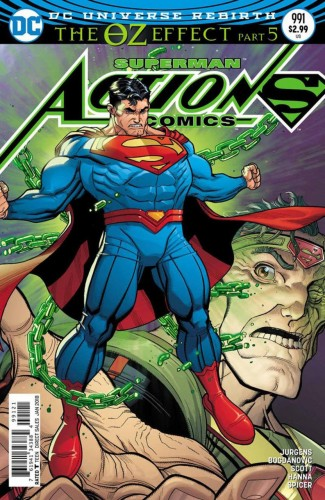 ACTION COMICS #991 (2016 SERIES)