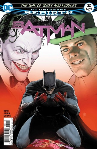 BATMAN #32 (2016 SERIES)